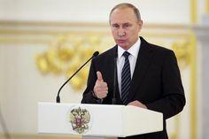 Putin: The ban on Russia's Paralympics team is inhumane