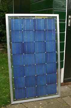 Making Your Own Solar Panels For Your Home