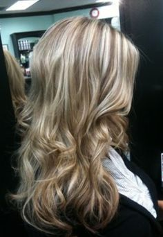 Highlights and lowlights Ready for fall/winter hair color