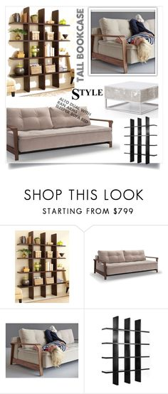 """""""Elegant Sofa Bed"""" by zinhome ❤ liked on Polyvore featuring interior, interiors, interior design, home, home decor and interior decorating"""