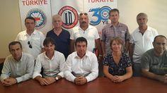 Spor Meclisi ASKF'yi ziyaret etti
