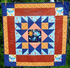 Sew and Sow Farm: Alegria Mini Quilt