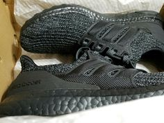 b71f057423238 Adidas Ultra Boost Ultraboost 4.0 Triple All Black BB6171 Size 12  fashion   clothing  shoes  accessories  mensshoes  athleticshoes (ebay link)