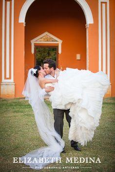 ELIZABETH-MEDINA-PHOTOGRAPHER Wedding Hacienda Chichi Suarez, Merida, Yucatan