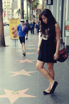 Depois dos Quinze | Bruna VieiraLook: Hollywood Walk of Fame » Depois dos Quinze | Bruna Vieira