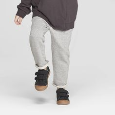 372c53e3581f Toddler Boys  Jogger Pants - art class Gray 4T