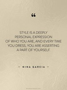 35 Life-Changing Quotes from Fashion's Greatest Luminaries