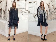 Chloé Pre-Fall 2014 by Erica in Collections Blanket. Coat.