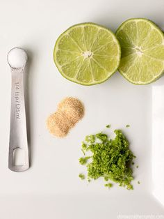 This #easyrecipe for creamy #limecrema sauce is the best topping for fish #tacos, #nachos, breakfast scrambles, tortilla soup, #avocado, you name it! Just a few simple ingredients and you're set! I love topping my tacos or #burritos with some lime crema and a dash of #cilantro. You can even sub greek yogurt for the sour cream if you want! #sauce #lime #realfood #garlic #yum #Mexican #easy #recipe Lime Recipes, New Recipes, Real Food Recipes, Yummy Recipes, Favorite Recipes, Taco Sauce, Fish Sauce, Types Of Tacos, Taco Bar Party