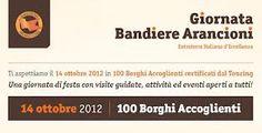 Visitare Arquà Petrarca e Montagnana con la Giornata Bandiere Arancioni TCI http://www.hotel-padova.com/giornata-bandiere-arancioni-scoprire-comuni-certificati-tci/
