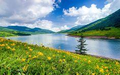 大自然の宝庫・群馬県の絶景「野反湖」 まさに天空の湖! – grape [グレイプ] – 心に響く動画メディア