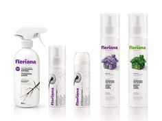 Fleriana All Natural on Packaging of the World - Creative Package Design Gallery