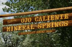 Ojo Caliente Hot Springs – Ojo Caliente, New Mexico | Roadwrites Blog
