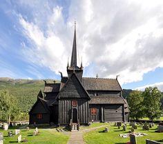 Lom Stave Church, Norway(Photo: Micha L. Rieser/CC BY-SA 3.0)
