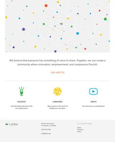 Lybba Identity and Web Design by Outpost.