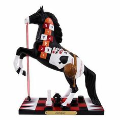 Trail of Painted Ponies Horse Play Pony Figurine - Enesco