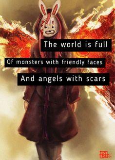 Follow board anime quotes. Touka