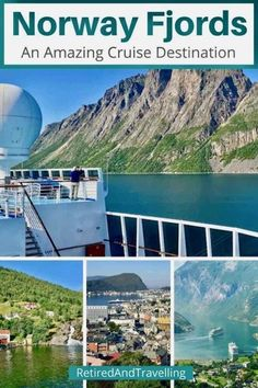 Cruise To Visit The Norway Fjords