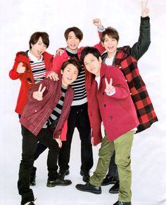 嵐2015.12 You Are My Soul, Japanese Boy, My Sunshine, My Man, Boy Bands, Chibi, Winter Jackets, Actors, Couple Photos
