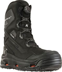 Shop a great selection of Korkers Men's Polar Vortex 600 SnowTrac & IceTrac Soles Boots. Find new offer and Similar products for Korkers Men's Polar Vortex 600 SnowTrac & IceTrac Soles Boots. Mens Winter Boots, Winter Outfits Men, Winter Snow Boots, Bike Shoes, Men's Shoes, Fishing Boots, Ice Fishing, Insulated Boots, Boots Online