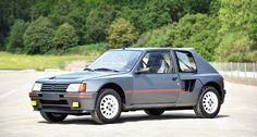 The Peugeot 205 T16 will make you feel like a Group B god