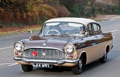 1960s Vauxhall Cresta PA - Classic Cars on the London to Brighton Route
