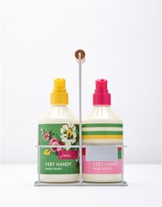 An essential addition to any bathroom. Hand wash and hand lotion from Joules. Joules Uk, Hand Care, Hand Lotion, Bath And Body, Kit, Floral, Beauty Products, House Plans, Christmas