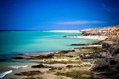 Costa de Sotavento, Fuerteventura