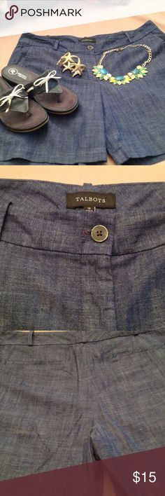 Talbots Size 12 shorts Really cute Talbot shorts, Size 12 Talbots Shorts
