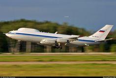 "Illyushin IL-80 / IL-86VKP ""Maxdome"""