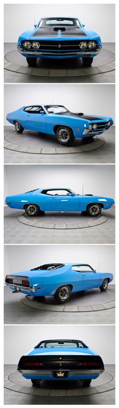 1971 Ford Torino Cobra 429..Re-pin Brought to you by  #HouseofInsurance in #EugeneOregon for #LowCostInsurance