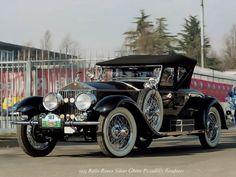 1914 Locomobile Berline Town Car