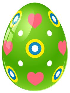 Green Easter Egg with Hearts PNG Clipart Picture Bunny Drawing, Bunny Art, Cute Bunny, Easter Clip Art Free, Happy Easter, Easter Bunny, Ostern Wallpaper, Easter Egg Designs, Easter Pictures