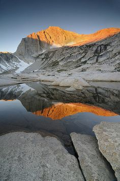 "magiclifesfan: ""Sierra Glow by Michael Bollino on Flickr. """
