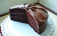 Suzanne's Chocolate Cake
