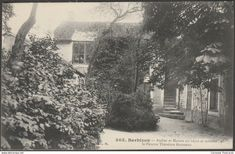 Barbizon - Atelier et Maison du Peintre Théodore Rousseau, Barbizon, 1909 - Ménard CPA