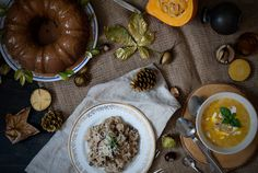 Red velvet cooking & baking: Moje ideálne jesenné menu - Hokaido polievka, rizo...