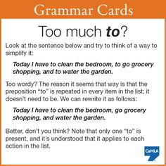 One way to improve your written English is to cut out unnecessary words!