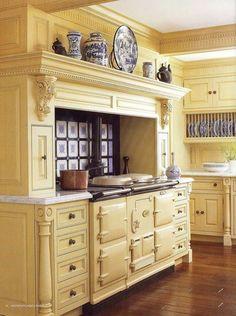 Wonderful English Country kitchen