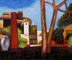 Mazzaro (1924) Paul Klee (Swizterland, 1879-1940)