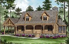 Cottage House Plan 96945 Elevation Love This Beautiful!!!