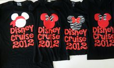 Disney Cruise shirt  baby toddler tween adult by LuvThatLook, $35.00