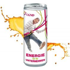Energy Drink für Startups- Werbeartikel für Messen Budget, Start Ups, Marketing, Travel Mug, Mugs, Tableware, Things To Do, Dinnerware, Tablewares