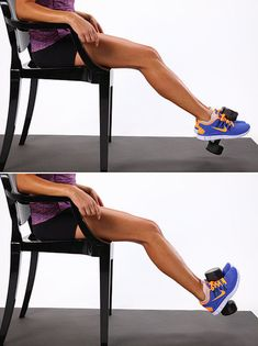 Strengthening and stretching moves for running
