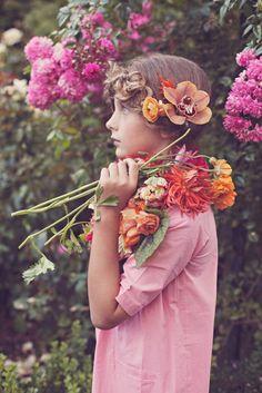 Ruby for Babiekins Magazine (blog) by Julie Martin // Chas Thompson, Posted by Elizabeth Pettey miller dress @eliasandgrace.com