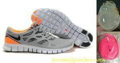 Femmes Nike Free Run 2 running shoes Discount Running Shoes, Discount Sneakers, Nike Free Run 3, Nike Running, Nike Air Max 2012, Nike Shoes, Sneakers Nike, Nike Roshe Run, Grey Shoes