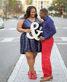 LOVE WINS ❤ via ・・・ My prayer is that these two will be together forever because they TRULY love each other! Such a happy couple! Couple Posing, Couple Shoot, Beautiful Couple, Black Is Beautiful, Engagement Couple, Engagement Pictures, Couples Assortis, Couple Noir, Black Love Couples