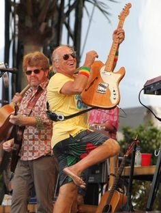 An island getaway is only a short drive away at Jimmy Buffett and the Coral Reefer Band's one-night engagement at the Bridgestone on April 27!
