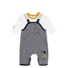 Catimini Baby-Jungen Overall Combisalopette