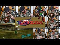 Zelda, Ocarina of Time Cover ★ Kokiri Forest ★ BGO
